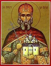 Молебан Светом Кнезу Лазару