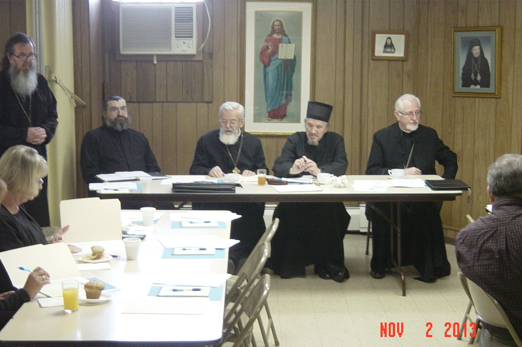 Serbian Orthodox Diocese of Eastern America - Twenty-Fifth ...