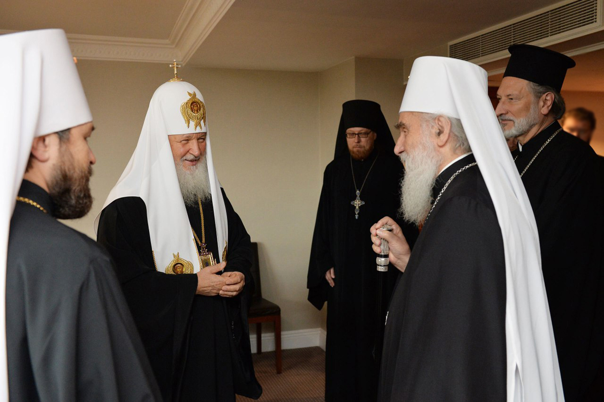 Serbian Orthodox Diocese of Eastern America - Patriarch