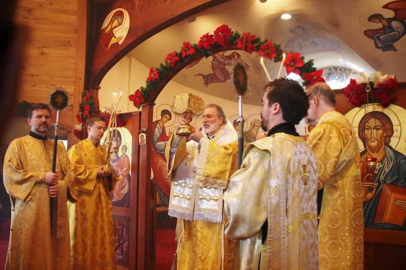 Conforming Russian Orthodox Rites And