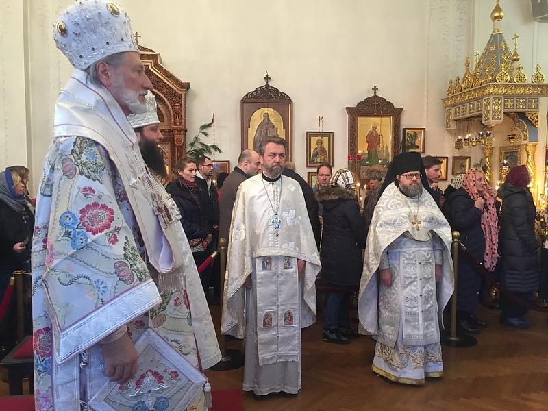 New York Orthodox Church Christmas 2020 Christmas in New York City | Serbian Orthodox Diocese of Eastern