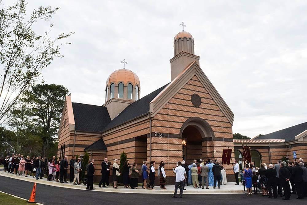 Serbian Orthodox Diocese of Eastern America - Directory